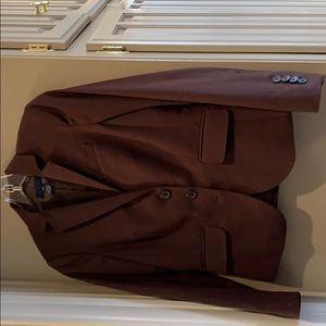 JCrew wool lined blazer